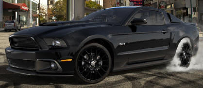 Exclusive Ford Mustang Designs By Scherf Scherf Com