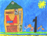 OLD HOUSE (2002) by David Scherf